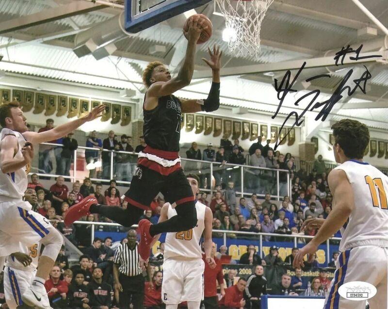 ROMEO LANGFORD signed 8x10 Photo Indiana Hoosiers Basketball JSA Authentication