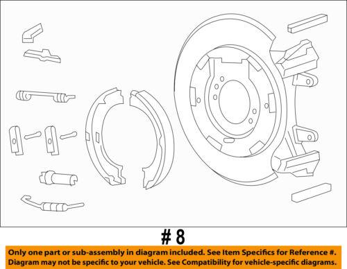 Atmansta QPD10038 Rear Brake kit with Drilled//Slotted Rotors and Ceramic Brake pads for Chevrolet Silverado 1500 Cadillac GMC QD10538 QP20351