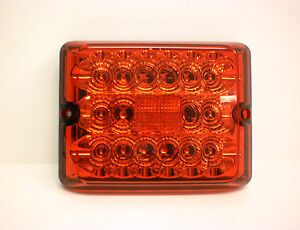 Bargman-RED-Upgrade-84-85-86-Series-LED-conversion-Light-Trailer-RV