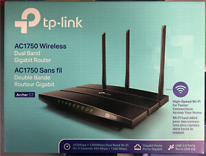 Tp-link AC1750 Wireless Dual Band Gigabyte Router