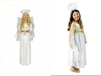 Engel Kostüm Mädchen Kinder Engel Kleid Engelskostüm Weihnachten - Engel Kostüm Mädchen
