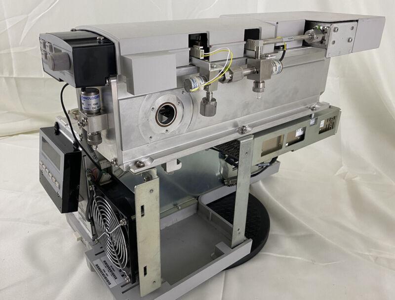 HP Agilent G2589A 5973N MSD * NO Pump* CLEAN Parts Unit Mass Selective Detector