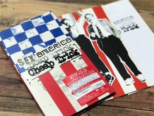 Sex America Cheap Trick 4CD Box Set 1996 Complete 4 Discs & Booklet