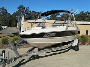 2010 Stingray 195LS, Bowrider, Volvo Penta Engine South Nowra Nowra-Bomaderry Preview