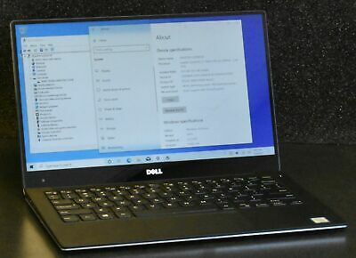 Dell XPS 13 9360 / i7-7560U, 16GB RAM, 512GB SSD, TouchScreen, Windows 10 Home