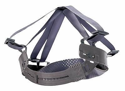 Msa Staz-on Hard Hat Suspension Replacement V-gard 4 Pt. Pin-lock Harness