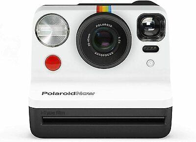 Polaroid NOW I Type Instant Film Camera Black and White