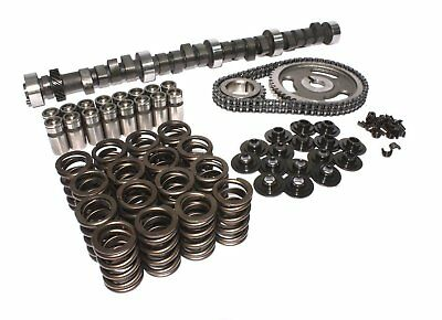 Dodge Mopar 318 340 360 Ultimate Cam Kit 204/214 Torque 2bbl lifters springs