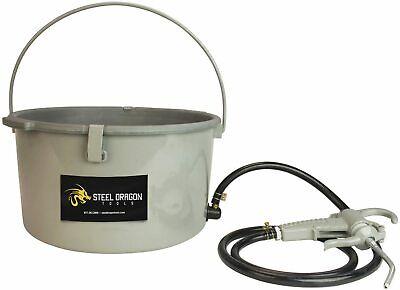 Steel Dragon Tools 418 Oiler Oil Bucket For Ridgid 10883 300 535 700 12r Sdt418