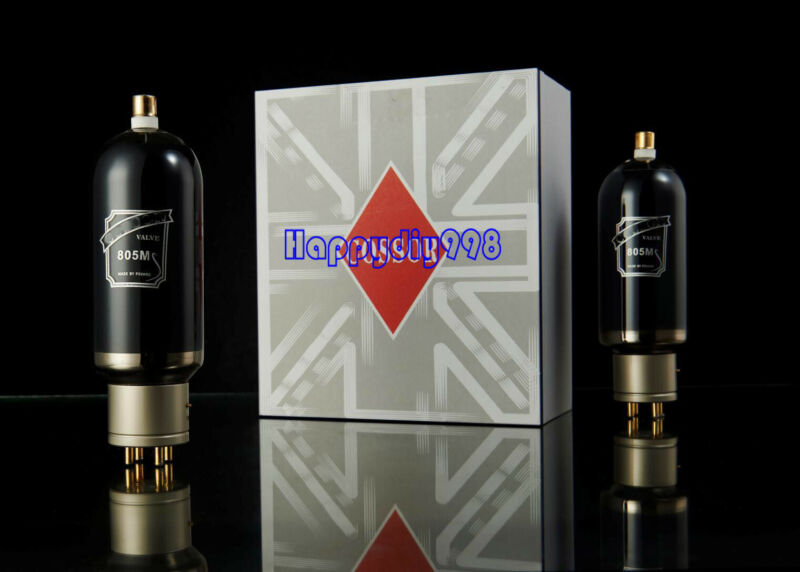 NEW Version 2pcs=1Matched Pair  Psvane 805M (805 805A) Vacuum Tube for HIFI AMP