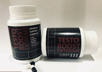 Testo Fuel Testo boost The Uk's Best Selling Testo Booster 120