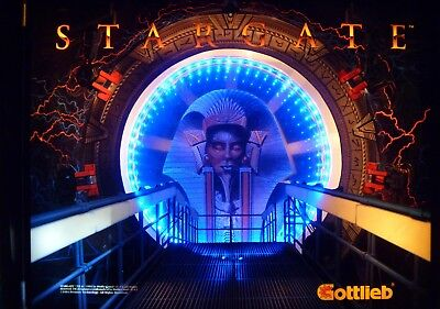 Stargate Complete LED Lighting Kit custom SUPER BRIGHT PINBALL LED KIT