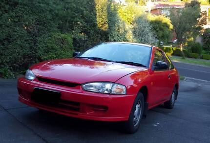 1997 Mitsubishi Lancer Coupe Nunawading Whitehorse Area Preview
