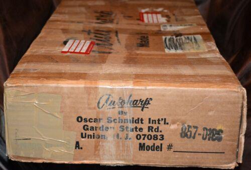 1967 Oscar Schmidt 15 Chord Type A  Autoharp in Original Box