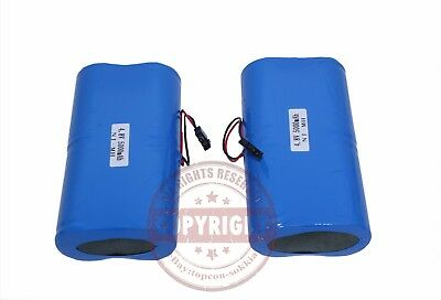 2 New Laser Alignment Lb-1lb-2 Replacement Battery Cells 3900 Pn 550634