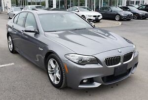 2014 BMW 528I xDrive M SPORT LOW MILEAGE
