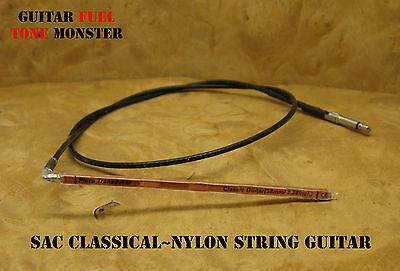 TONE MONSTER SAC Nylon Classical Guitar Piezo Under Saddle Transducer UST Pickup