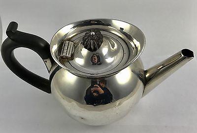 London Silver Tea Pot 1874 By Daniel & Charles Houle