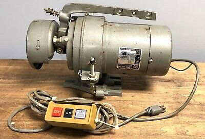 Sewma Maco Clutch Motor For Industrial Sewing Maching Cs-4004 12hp 1730rpm