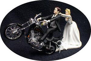Harley Davidson Cake Topper eBay