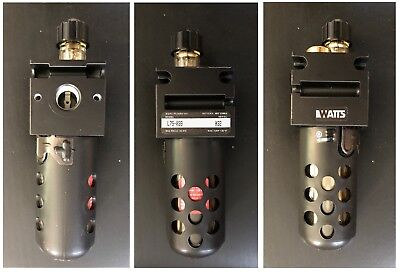 Lot Of 5x New L75-03b Parker Watts Pneumatic Lubricator