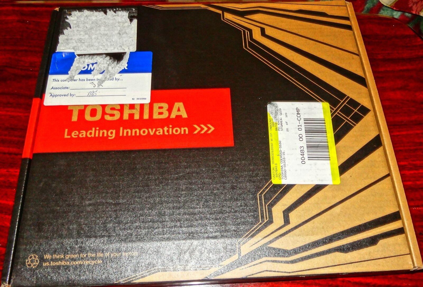 "Toshiba - Satellite 15.6"" Laptop Model - C855D-S5303"