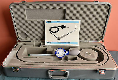 Storz 16fr Case With Leak Tester And Manual For 11272 Vnvnu Flexible Cystoscope