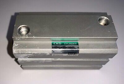 Pre-owned Smc Pnuematic Cylinder Ssd-l-32-50