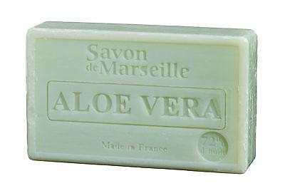 Seife Aloe Vera aus Frankreich / Savon de Marseille / 100g / Le Chatelard