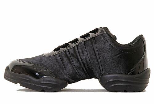 Capezio DS25 - Daphnis Split Sole Dansneaker / Trainer - Black