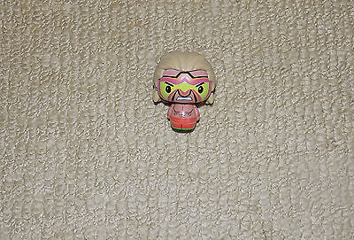 Used, FUNKO, THE ULTIMATE WARRIOR, WWE PINT SIZE HEROES, VINYL FIGURE, 1/36 for sale  Hamilton