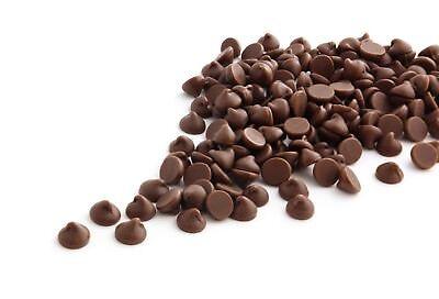8oz Organic Bittersweet Chocolate Chips Non-GMO,Kosher,Dairy & Gluten Free Vegan