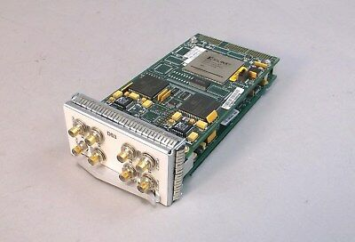 Juniper Networks 4-Port DS3 PIC 44.736 Mbps DSU - HDLC Frame Relay PPP - USED Ppp Frame Relay