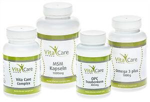 VitaCare Stoffwechselkur  (HCG -Diät) Vorteilspack