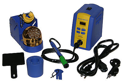 Hakko Fx951-66 Fx-951 Digital Soldering Station With Sleep Mode Stand Fh200-01