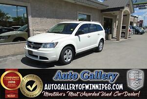2013 Dodge Journey CVP * Low Price!