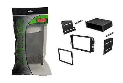 GM Chevy Single Double Din Dash Kit After Market Radio Stereo Installation Aftermarket Radio Installation