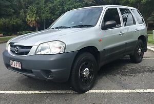 MAZDA TRIBUTE - AUTO - 144K's - RWC - 6 MTHS REGO - $30P.W Eagle Farm Brisbane North East Preview
