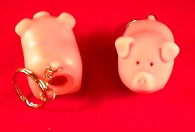 wholesale lot of 12 naughty pooping pigs wholesale $1.17 each Ships Free