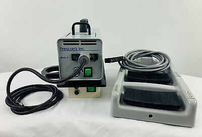 Zeiss Opmi 6-cfc Operating Surgical-power Supply Mark Ll And Footpedal