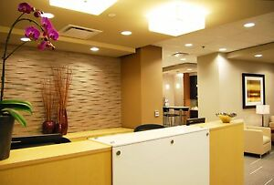 Workspace, phone line, mailing address, and private office use