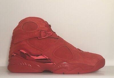 84d941d993096e SZ.9.5 Nike Womens Air Jordan 8 VIII Retro Valentines Day AQ2449-614