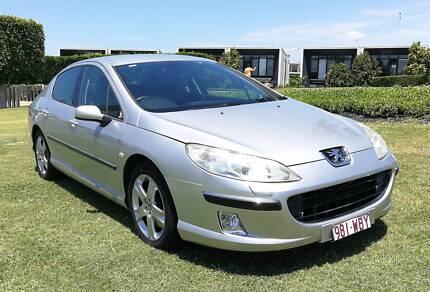 2006 Peugot 407 Sedan