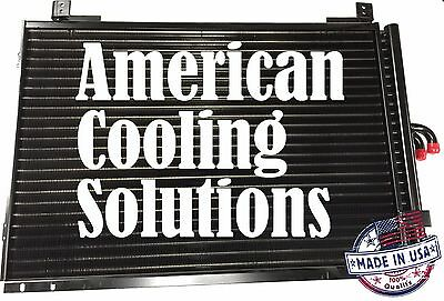 444921a2 Oil Cooler For 2388 Case Ih Combine