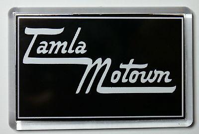 Tamla Motown Large Fridge Magnet