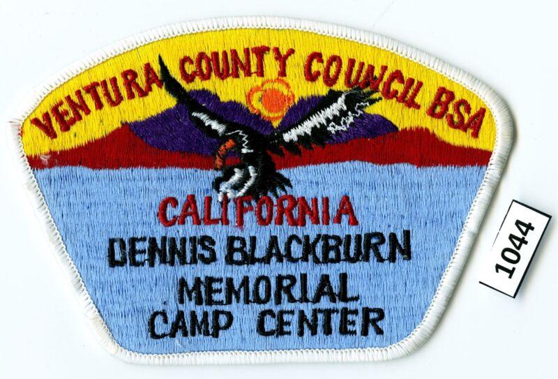 DEALER DAVE Boy Scout CSP, VENTURA COUNTY COUNCIL, DENNIS BLACKBURN, SA-9 (1044)