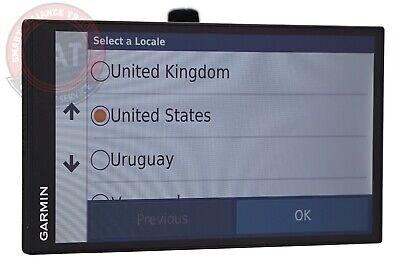 "Garmin DriveSmart 61 LMT-S 6.95"" GPS Built-In Bluetooth Black Used☝"