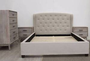 Avery King Bed - Bedroom Clearance