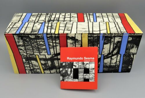 Jose Cuervo RESERVA FAMILIA 2004 COLLECTION DECORATIVE BOX Raymundo Sesma XLNT