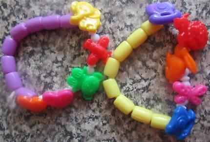 8 X Kids Bracelets ***ALL NEW EXCEPT ONE***